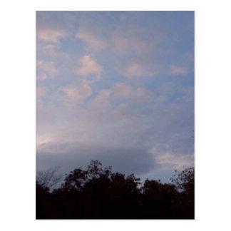 Missouri-Himmel Postkarte