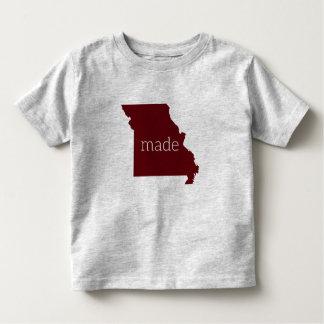 Missouri ließ Kleinkind abzweigen {Kastanienbraun Kleinkind T-shirt