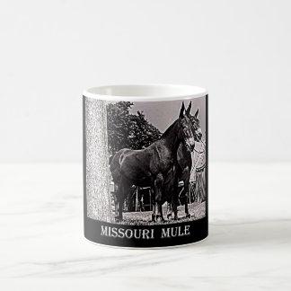 Missouri-Maultier Kaffeetasse