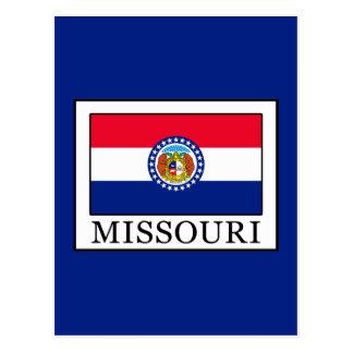 Missouri Postkarte