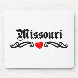 Missouri-Tätowierung Mauspads