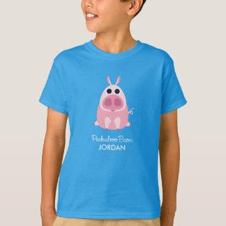 Misstrauisch das Schwein T-Shirt