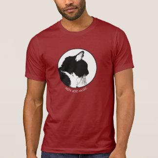 Mista Boo-Musik-Katzen-T - Shirt, dunkel T-Shirt