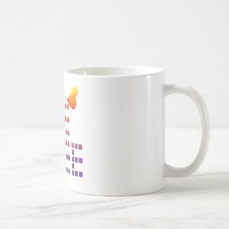Mistenissa - freier Schmetterling Kaffeetasse