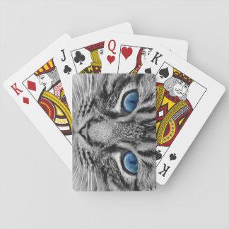 Mit blauen Augen Spielkarten