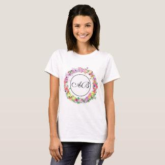 Mit Monogramm T-Shirts