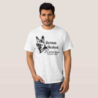 Mit Seiten versehenes Shirt der
