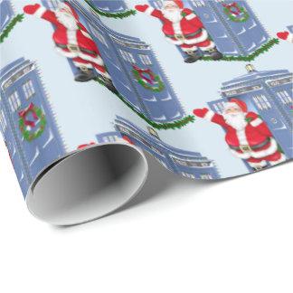 Mit Ziegeln gedeckte Verpackung Geschenkpapierrolle