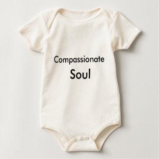 Mitfühlendes Soul Bio Onsie Baby Strampler