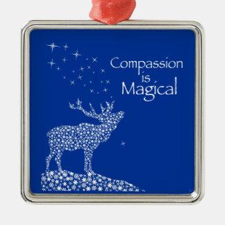 Mitleid ist magisch weihnachtsbaum ornamente