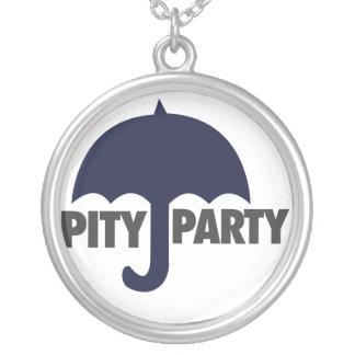 Mitleid-Party Halskette Mit Rundem Anhänger