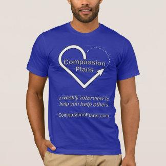 Mitleid plant offiziellen T - Shirt