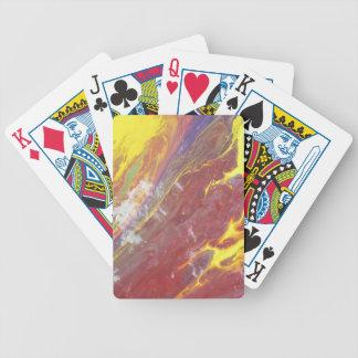 Mitleid-Rieseln Poker Karten