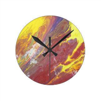 Mitleid-Rieseln Uhren