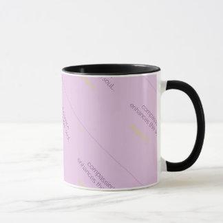 Mitleid-Schalen-Veilchen Tasse