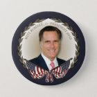 Mitt Romney für Präsidenten Foto Button