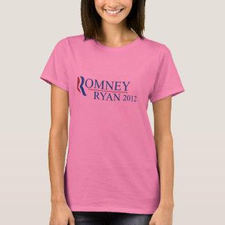 Mitt Romney Paul Ryan der T - Shirt 2012 Frau