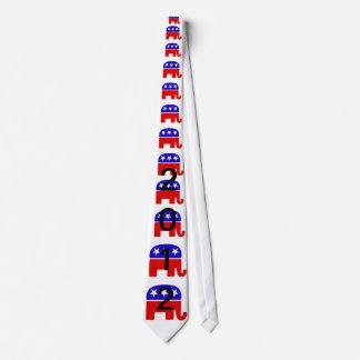 Mitt Romney-Wahlkampf-Produkte Personalisierte Krawatte