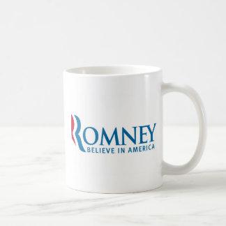 Mitt Romneypräsidentenkampagnen-Wahl-Produkt Kaffeetasse