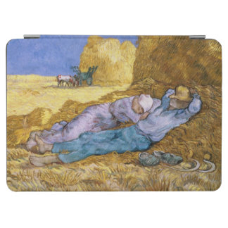 Mittag Vincent van Goghs  , der Siesta, nach Hirse iPad Air Cover