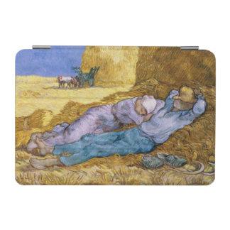 Mittag Vincent van Goghs  , der Siesta, nach Hirse iPad Mini Cover