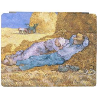 Mittag Vincent van Goghs  , der Siesta, nach Hirse iPad Smart Cover