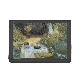 Mittagessen durch Claude Monet, Vintager