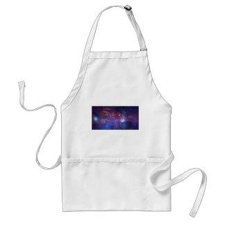 Mitte der Milchstraße-Galaxie IV Schürze