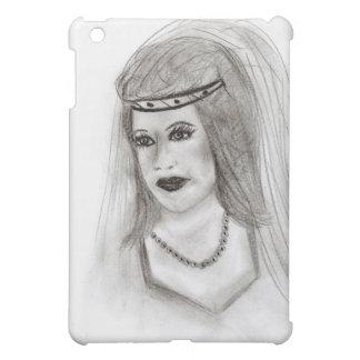 Mittelalterliche Braut iPad Mini Hülle