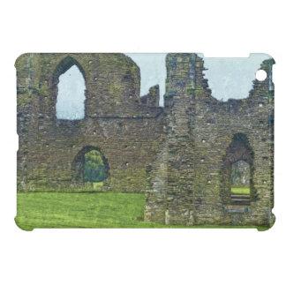 Mittelalterliche Ruinen von Neath Abtei in Wales, iPad Mini Hülle
