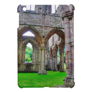 Mittelalterliche Ruinen von Tintern Abtei Wales, iPad Mini Hülle