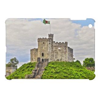 Mittelalterliches inneres Cardiff-Schloss iPad Mini Hülle