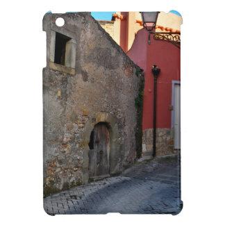 Mittelalterliches Sizilianisches Bergdorf iPad Mini Hülle