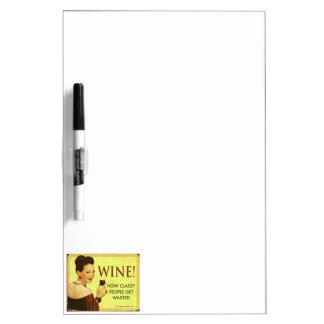 Mittelgroßes Trocken-Löschen Brett Whiteboards