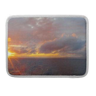 Mittelmeersonnenuntergang Macbook Hülse MacBook Pro Sleeve