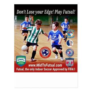 Mittlere Karte Tennessees Futsal