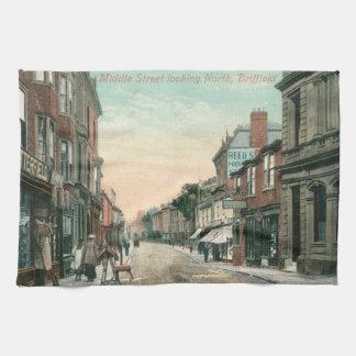 Mittlere Street, (1900) Tee-Tuch Driffield Küchentuch