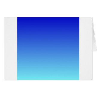 Mittleres Blau zur elektrischen blauen Grußkarte