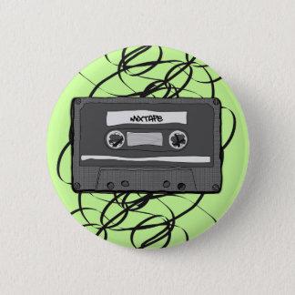 Mixtape Runder Button 5,7 Cm