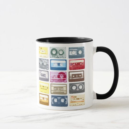 Mixtapes Tasse