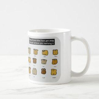 """MJ1487, """"mahoney Joe"""", Toast, entging, weg Kaffeetasse"""