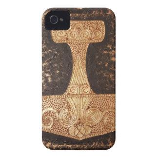 Mjolnir, der Hammer des Thors Case-Mate iPhone 4 Hülle