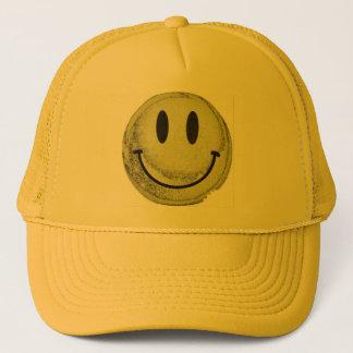 MKFMJ Lächeln-Gesicht Truckerkappe