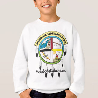 MMDC Logo mit Website Sweatshirt