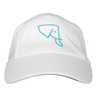MMNH blaue Elefant-Baseballmütze Headsweats Kappe
