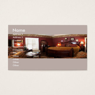Möbel/Innenarchitektur Visitenkarte