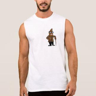 Mobutu Ärmelloses Shirt