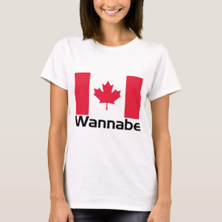 Möchtegern Kanada T-Shirt