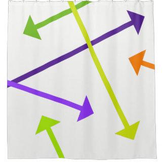 Mod Arrow2 Duschvorhang