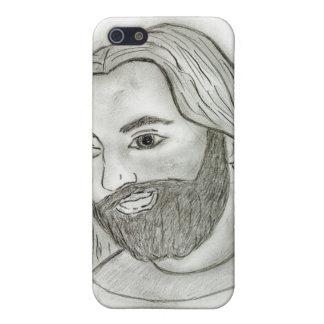 Mod Jesus iPhone 5 Case